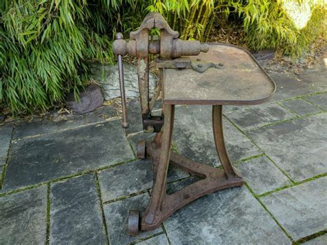 blacksmith leg vice  table  colchester essex gumtree