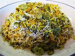 Polo - Baghali Polo • باقالی پلو • Fava Bean Rice - Fae's