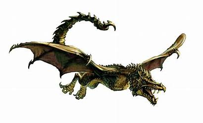 Wyvern Dragons Dungeons Roll Character Como