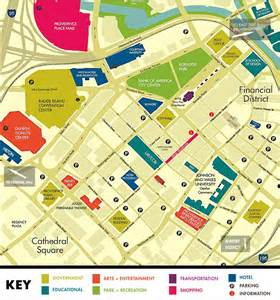 Downtown Providence Rhode Island Map