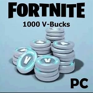 Fortnite 1000 V Bucks Other Gameflip