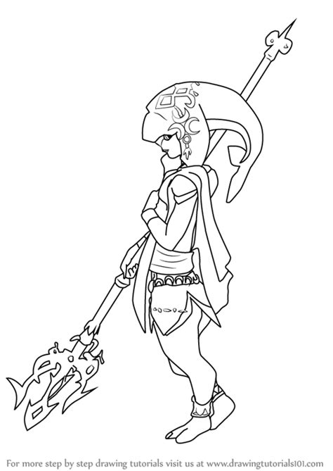 zelda breath   wild pages coloring pages
