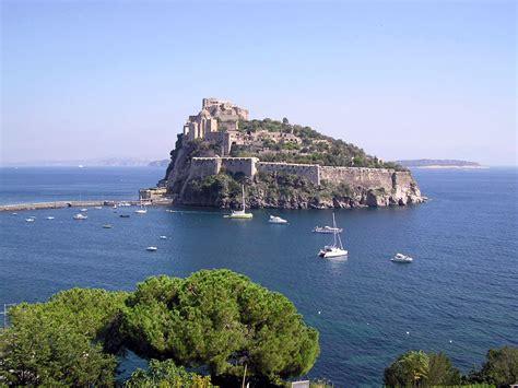 Walking Tour Capri Ischia And Procida The Bay Of Naples