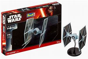 Revell 1  110 Tie Fighter  03605  English Color Guide