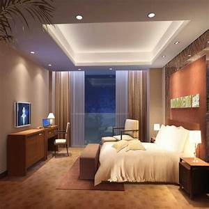 Bedroom ceiling lights led attractive