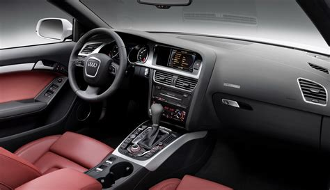 Audi A5 Cabriolet 2018 Interior Img8 Its Your Auto