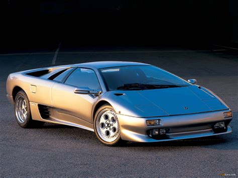 Lamborghini Diablo VT (ver.1) 1993–98 wallpapers (1600x1200)