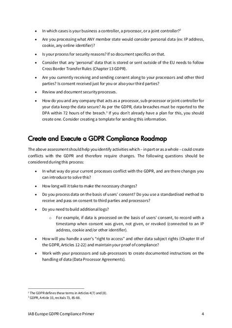 iab europes gdpr compliance primer