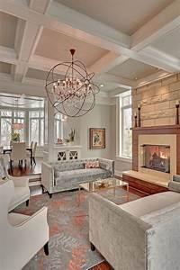 Light Und Living : add personality to your interior with a coffered ceiling ~ Eleganceandgraceweddings.com Haus und Dekorationen
