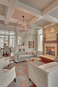 coffered ceiling pictures Add Personality to Your Interior with a Coffered Ceiling