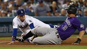 Los Angeles Dodgers Vs Colorado Rockies Game 163 Time TV