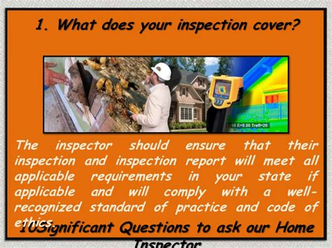 what to ask for after a home inspection 5 significant questions to ask your home inspector