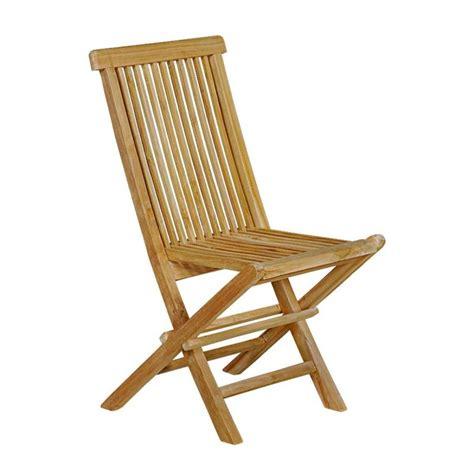 chaise en teck grade  chaise de jardin pliante kuta