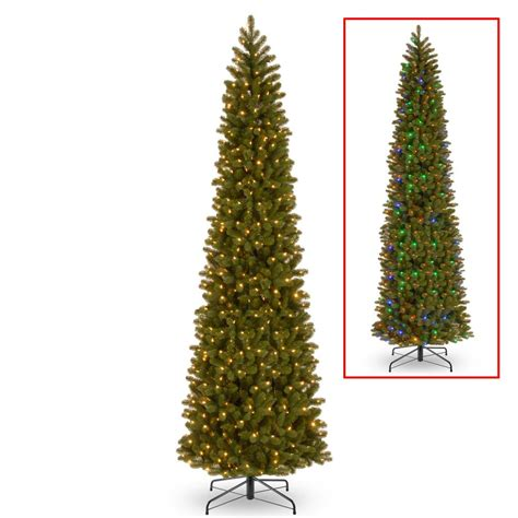 10 foot alim white christmaa tree 12 ft pre lit led nevada set artificial slim tree x 3 662 tips with 900