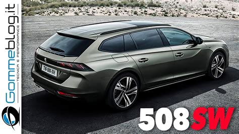 Peugeot Station Wagon by Peugeot 508 Sw 2019 A Real Station Wagon