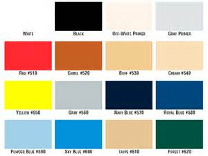 Yellow Primer Spray Paint