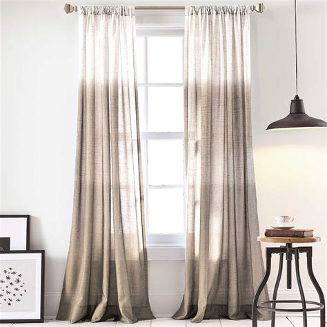 ombre window curtains dkny ombre window curtain panel s house