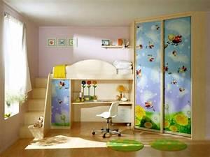 Farben Für Kinderzimmer : farbideen f r kinderzimmer bei der kinderzimmergestaltung ~ Michelbontemps.com Haus und Dekorationen
