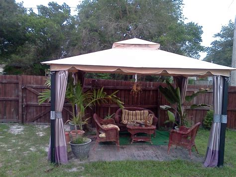 wilson and fisher gazebo replacement canopy monterey