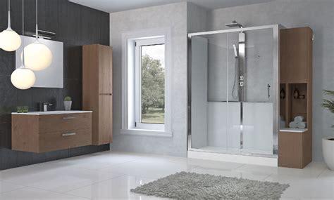 von badewanne zur duschabtrennungen novellini