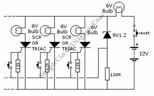 fastest quiz bell alarm simple circuit diagram With quiz circuit