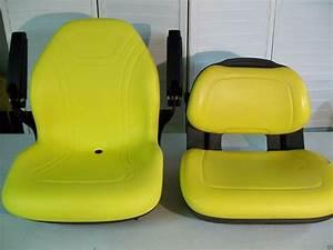 Yellow Seat For John Deere X300  X300r  X320  X340  X360