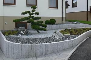 Granit Mauersteine Natursteinzentrum SRT Bader