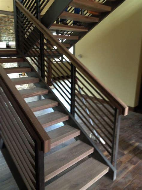 horizontal railings google search metal stair railing