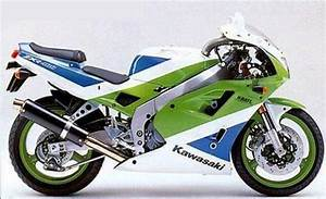 Kawasaki Zxr400h Motorcycle Service  U0026 Repair Manual