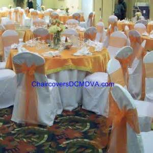 wedding chair covers in dc md va before and after 2