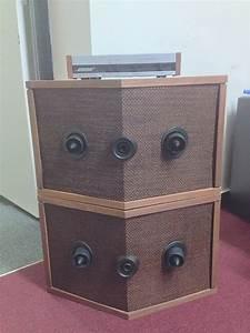 Bose 901 Series Iv Speaker System 80s