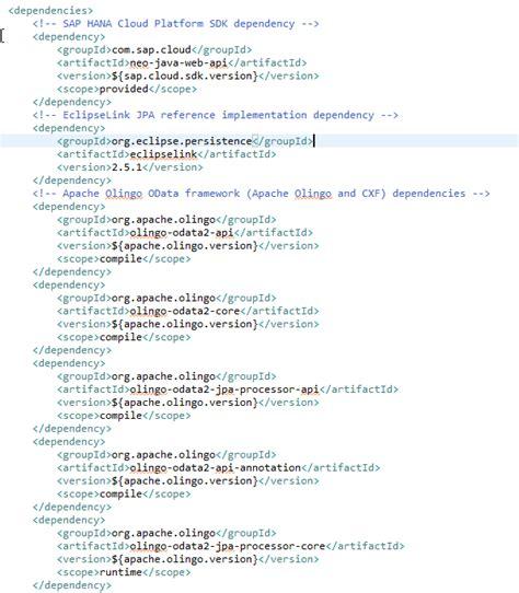 Connecting Hana Cloud Platform Using Java Exposing