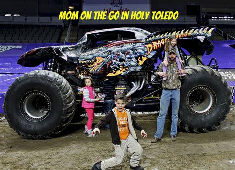 monster truck names from monster jam monster jam fun mom on the go in holy toledo