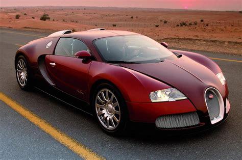 Bugatti Prepares Veyron Replacement News - Top Speed