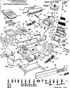 Craftsman Sears Lt Parts