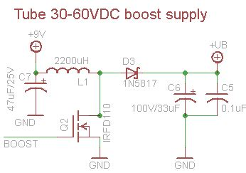Power Supply Simplest Possible