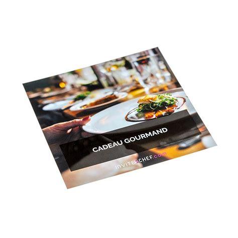 cadeau cours de cuisine carte cadeau cours de cuisine à domicile pour 2 personnes