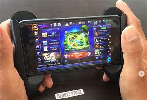 Gamepad Joystick Untuk Bermain Game Mobile Legend Atau
