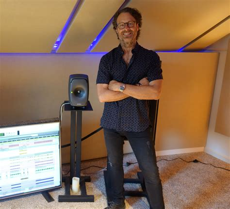 genelec balding engineer grammy nominated producer jeff monitors tracking mixing shares thoughts active multi smart