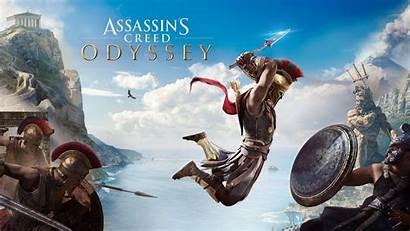 Creed Odyssey Greek Assassin Desktop