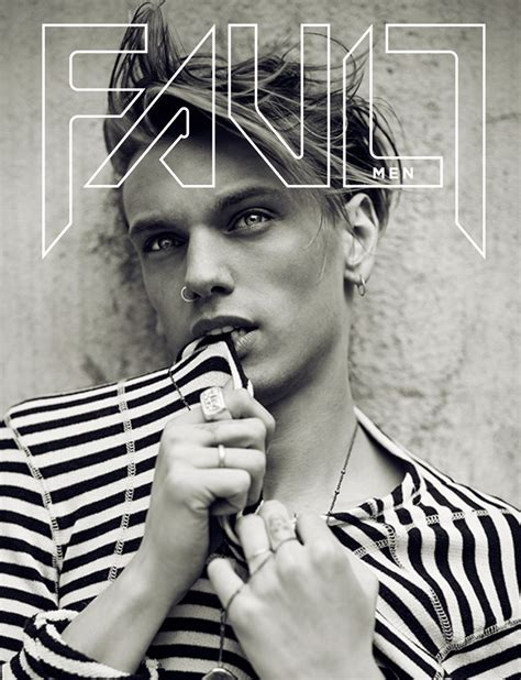 Jamie Campbell Bower Is Fault Issue 22's Menswear Cover