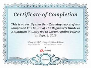 Animation Course For Beginners In Unity Course Finished
