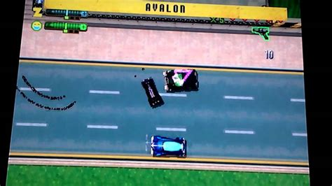 Ps1 Gta 2 Game Play On Ps3