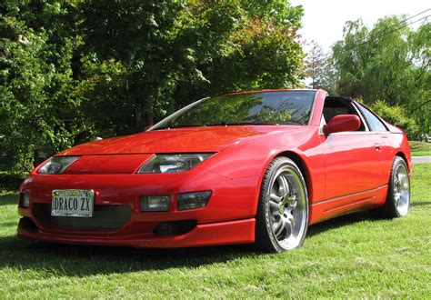 Nissan 300zx by Dracozx 1990 Nissan 300zx Specs Photos Modification Info