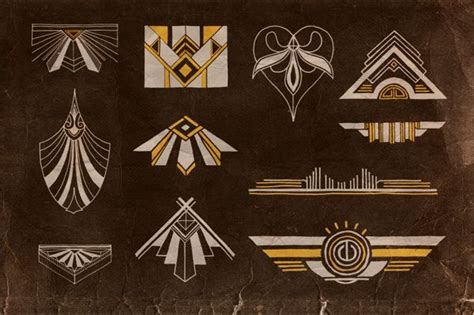 Best 20+ Art Deco Design Ideas On Pinterest