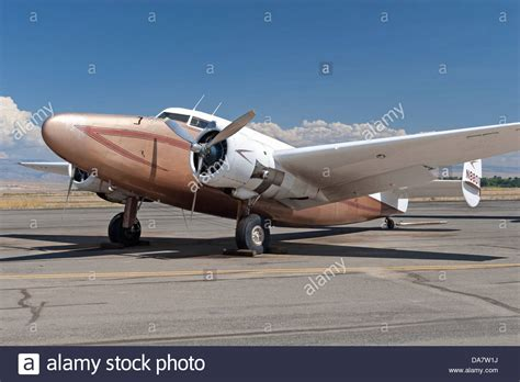vintage airplane l shade the hawkins powers lockheed l 18 lodestar was one of the