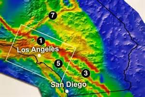 California Earthquake Fault Lines