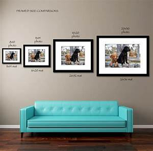 Print and Canvas Size Comparisons » Mary Siani Photography