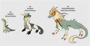 dragon fighting fakemon