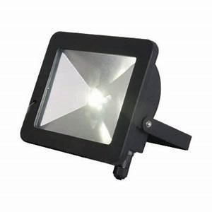 Projecteur Led Castorama : projecteur ext rieur carilo noir 30w led int gr e ~ Melissatoandfro.com Idées de Décoration